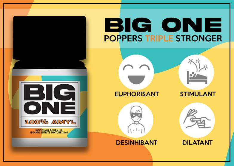 acheter poppers big one