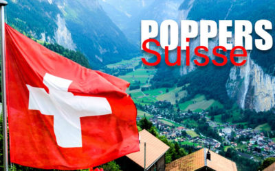 Acheter online son Poppers en Suisse